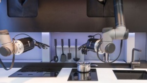 Roboterküche von Moley Robotics: serienreif in zwei Jahren