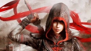 Artwork von Assassin's Creed Chronicles China