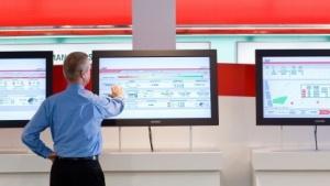 Management Dashboard für Geldautomaten