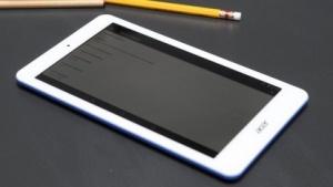 Acers Iconia One 8 arbeitet mit einem Quadcore-Prozessor von Intel.