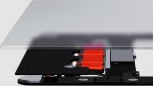 Force Touch Trackpad in einem Macbook