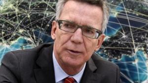 Der heutige Innenminister Thomas de Maizière (CDU) war 2008 Chef des Bundeskanzleramts.