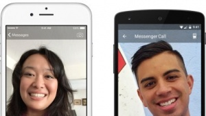 Videochat-Funktion im Facebook Messenger