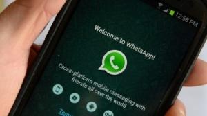 Speichert Anrufe: Whatsapp für Android