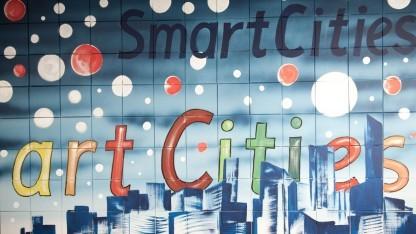 Kann gehackt werden: die Smart City
