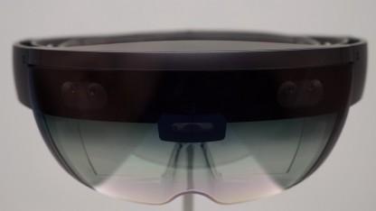 Microsofts Hololens soll 2016 in einer ersten Entwicklerversion erscheinen.