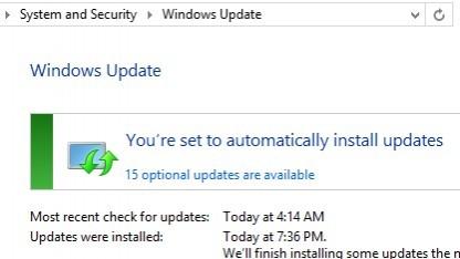 Für Unternehmen gibt es künftig eine spezielle Variante des Windows Updates.