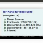 Tor-Browser 4.5 angesehen: Mehr Privatsphäre für Surfer