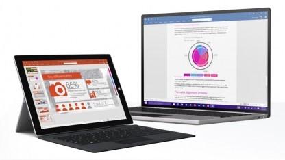 Das neue Office 16 ist jetzt verfügbar.