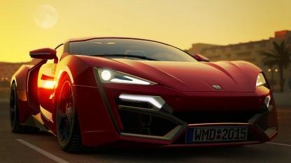 Screenshot Project Cars