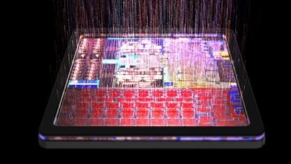 Der Carrizo-Chip für  Notebooks wurde nicht eingestellt