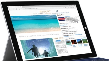 Microsoft Edge soll den Ballast des Internet Explorer überwinden.