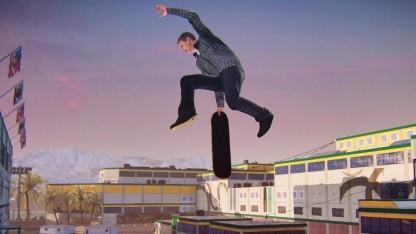 Tony Hawk in Pro Skater 5