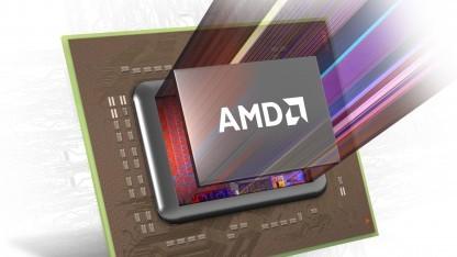 AMD stellt sparsame Chips für günstige Notebooks vor.