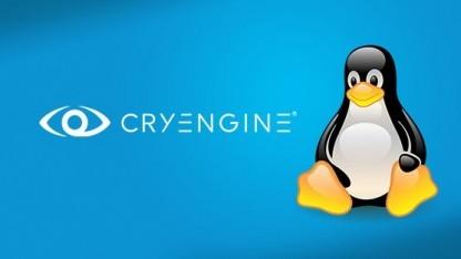 Die Cryengine soll bald auch für Linux bereitstehen.
