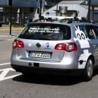 Vernetzter Verkehr: Swisscom testet Datenbedarf autonomer Autos