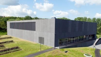 Das Gebäude des HRSK-II