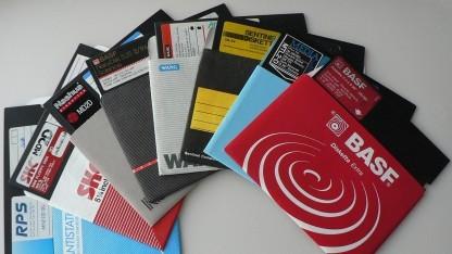 Zwar nutzt kaum noch jemand Disketten, der Code zur Emulation von Diskettencontrollern kann aber immer noch Sicherheitsrisiken bergen.