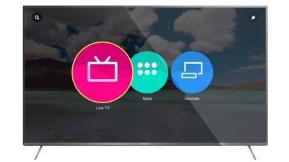 Panasonic nutzt für seine aktuellen Smart-TVs Firefox OS.