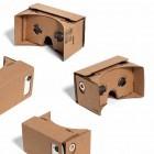 Apps für Googles Cardboard: Her mit der Pappe!