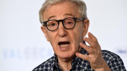 Woody Allen sorgt sich um sein erstes Serienprojekt.