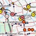 Travic: Karte zeigt fahrende Busse und Bahnen in Echtzeit