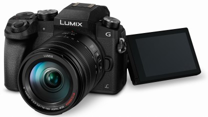 Panasonic Lumix DMC-G70 soll ab Ende Juni auf den Markt kommen.