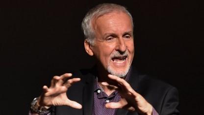 Regisseur James Cameron (Symboldbild): Drohnen verbessern für bessere Aufnahmen