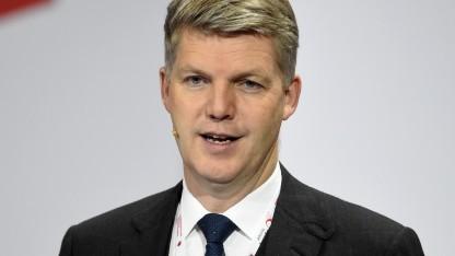 Jens Schulte-Bockum: noch Chef von Vodafone Deutschland