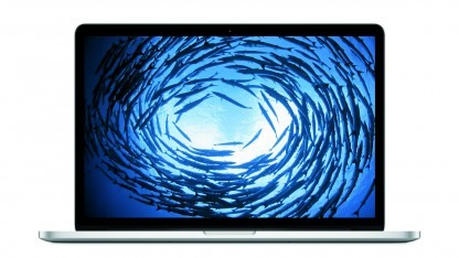 Das neue Macbook Pro mit 15-Zoll-Display