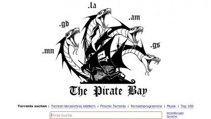 Seit die Staatsanwaltschaft die schwedische Domain beschlagnahmen ließ, werden The-Pirate-Bay-Besucher auf andere Domains umgeleitet.