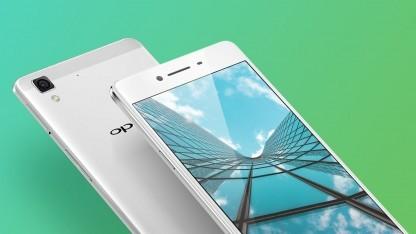 Das neue Oppo R7