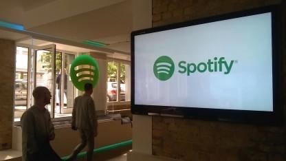 Hat 20 Millionen zahlende Nutzer: Spotify