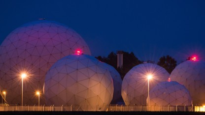 Die Bundesdatenschutzbeauftragte könnte die BND-Spionage in Bad Aibling offiziell rügen.