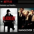 Streaming-Dienst: Netflix bringt bessere Oberfläche für Browser-Nutzer