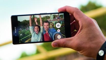 Xperia Z4 heißt in Deutschland Xperia Z3+.