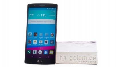 LG hat bei seinem neuen G4 einen Snapdragon 808 eingebaut - zum Glück.