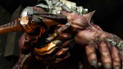 Doom 3 aus dem Vergleichsvideo