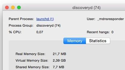 Discoveryd verschwindet in mehreren Beta-Versionen von Apple-Betriebssystemen.