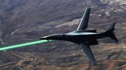 Bomber B-1B Lancer mit Laserwaffe (Symbolbild): über 26 Millionen US-Dollar Entwicklungskosten