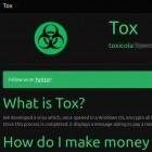 Tox: Kostenloser digitaler Erpressungsdienst