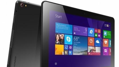 Neues Thinkpad 10  wird mit Windows 10 ausgeliefert.