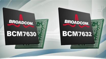 Technik von Broadcom