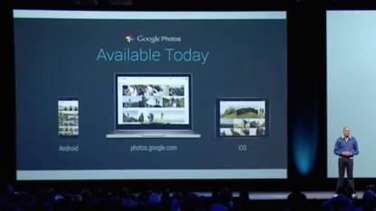 Neue Google-Fotos-App ab heute verfügbar