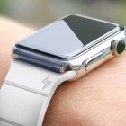 Akku-Uhrenarmband: Apple Watchsoll über verdeckten Port schneller laden