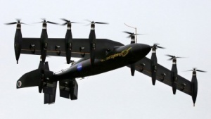 Senkrecht startende Drohne GL-10: tolles Fluggerät für ein bis vier Insassen