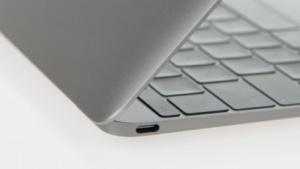 Das neue Macbook 12 von Apple hat nur einen USB-3.1-Anschluss