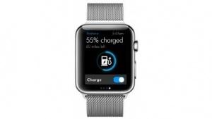 Apple-Watch-App fürs Auto