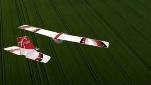 Precisionhawk-Drohne