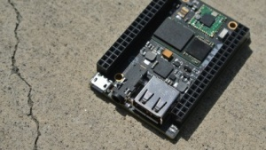 Das Chip genannte Bastel-Board